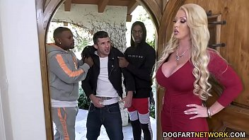Stepmom Alura Jenson Gets DPd In Front Of Her Stepson