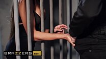 (Polly Pons, Danny D) - Banged Behind Bars - Brazzers