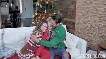 Foster Daughter Experiences A Special Christmas Celebration- Kat Dior, Kenna James
