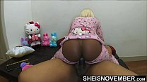 HD Butt Flap Open, Step Dad Cock Is Bigger Then My Boyfriends, Tearing My Tiny Pussy Hole Riding His BBC & Getting Butt Pounding Doggystyle, Innocent Black StepDaughter Msnovember Cheating With Step Dad While Her Mom Is At Work On Sheisnovember XXXSex