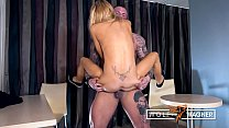 Horny LOLA SHINE bangs random fitness trainer in hotel room! ▁▃▅▆ WOLF WAGNER LOVE ▆▅▃▁ wolfwagner.love