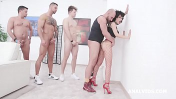 Blackened With Stacy Bloom 4 BWC and 4 BBC Balls Deep Anal, DAP, Swallow and Facial GIO1424