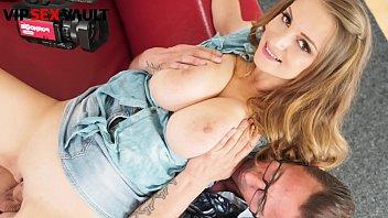 VIP SEX VAULT - Busty Czech Teen Suzie Sun Fucks On Her Porn Auditions With David Perry