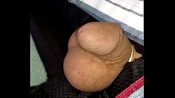 Swinging my dick in slow motion