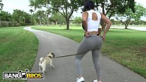 BANGBROS - Big Dick White Guy Goes Ham On Latina Diamond Kitty's Big Ass 12 min