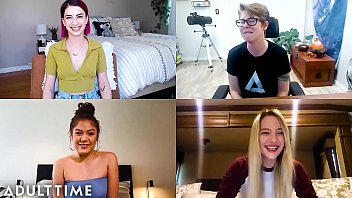 The Cast of Award Winning 'Teenage Lesbian' Reunites & Masturbates Together