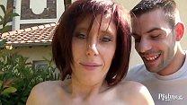 Margaux fait un surprise à son mari : une baise devant la caméra