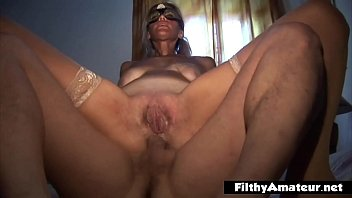 Anal orgy with my friend's peasant wife