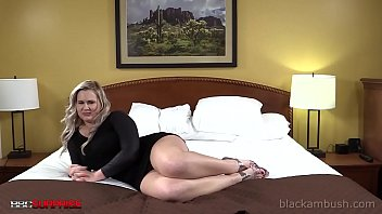 Booty Blonde Torii Takes A Big Black Cock In Her Pink Plump Pussy!