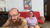 Tan lindo desayunando que me pone cachonda chupando su polla garganta profunda ( pamela y jesus ) pareja porno amateur Spanish