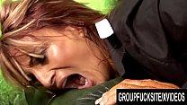 Group Fuck Site - Busty Orgy with Jasmine Black n Kaia Kane n Stacey Saran