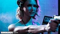 BurningAngel Hot Secret Agent Emma Hix Pounded Hard By A Tiki Hostage