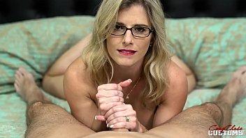 Step Mom with Big Tits Gives Me a Sensual Handjob - Cory Chase 24 min