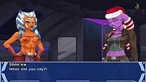 Star Wars Orange Trainer Part 34 cosplay bang hot xxx alien girls
