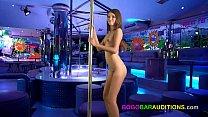 Casting and fucking a gorgeous Thai gogo bar dancer
