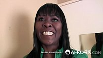 Black MILF Gets Her Ass Fucked