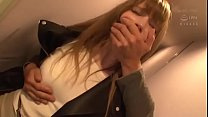 Airplane Pervert, Blonde LA Girl Fucked In Front Of Boyfriend