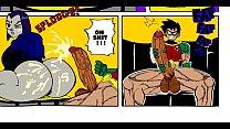 Teen Titans Relief by DoompyPomp