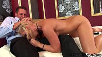 Anal Sex With The Blonde Step Daughter 43 min
