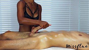 MissFluo - ASMR Cock Massage Edging Hegre Art Tribute A144
