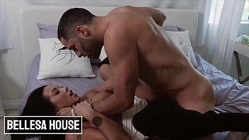 (Morgan Lee) Fucks Hard (Damon Dice) shaved pussy - Bellesa