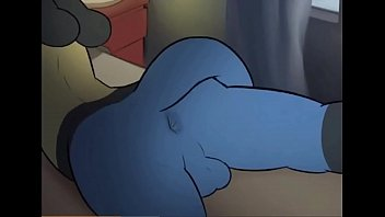 Furry Porn Gay Sex in Bed