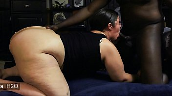 Soft Ass BBW PAWG Dalia H2O Sucking Giving Best Head Thick BBC Deepthroat Doggystyle Booty Slapping