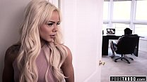 PURE TABOO Step-Sister was Watching Step-Brother Masturbate