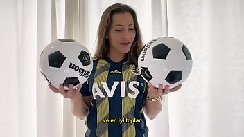 Dani Daniels Turkish Super League Ads
