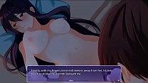 Valentine's Night With Yuri [UNCENSORED]- Doki Doki Blue Skies Mod (Made By Drechenaux)