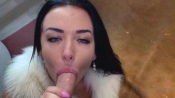 BIGASS Czeck Pornstar ZUZU SWEET In FUR Gets POUNDED By LUTROS HUGE COCK