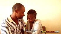 Black Lovers Make Hardcore Sex Video