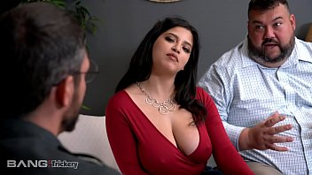 Trickery - Busty Babe Fucks Counselor While Fiance Watches 10 min
