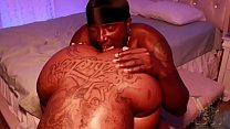 Your future stepfather Bones Montana goes beast mode on Imani Seduction (this time with a Black Durag on) and pound tf out dem cheeks (it's just a preview bruh, u gotta buy the full version)
