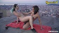 MAMACITAZ - #Betty Foxxx #Yuno Love - Lesbian Sunrise With Two Crazy Sexy Latina Lesbians