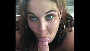 Hooker with pretty eyes sucks my cock in the back seat of my car - add me on Snap Chat - Nolavideos504