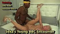 Seka's Interracial BBC Encounter