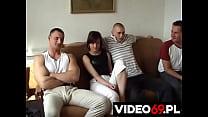 Polskie porno - Fanka The Prodigy pojechana na dwa baty