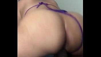 Carla rides my dick