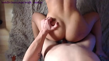 2 cumshots in 30 minutes to her nice girlfriend's ass seen on HotDivines.com