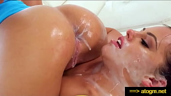 BEST atogm slime/cream enema scene ever! (atogm.net)