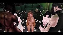 Rachet little Whores | IMVU edition | PAWG & BBC Vs BWC