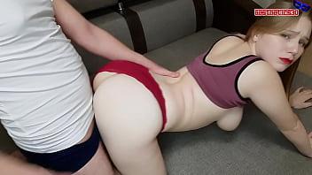 Fantastic Girl Fucks Hard With Her Ex-Husband On Camera