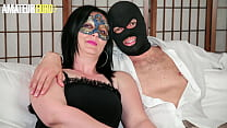 AMATEUR EURO - Romanian Cougar Denisa Grey Takes It Hard From Her Italian Lover