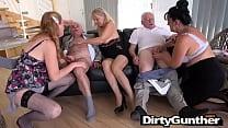 Perverted Oldie Orgy