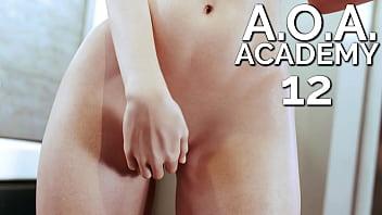 A.O.A. Academy #12 - Meeting hot teacher Elizabeth