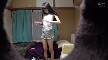 Hot Young Petite Japanese Teen With Tiny Tits Fucked By Dirty Old Man - Remu Hayami 45 min