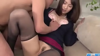 Yui Oba gets fucked in various modes during hardcore