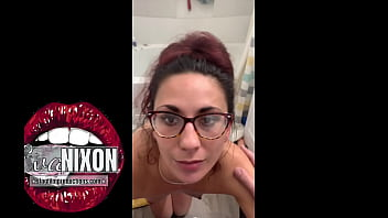 Hotwife tells husband she wants bigger cock while sucking his dick- Eva Nixon   Silas Black
