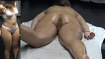 Her Pussy Getting Wet after a Good Fingering Fuck by her Masseur at the Massage Center 13 min